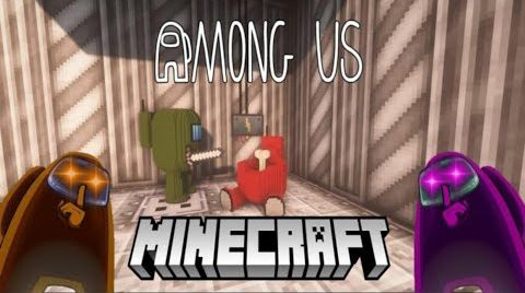 Видео ИГРАЮ В АМОНГ АС В МАЙНКРАФТ! AMONG US IN MINECRAFT!