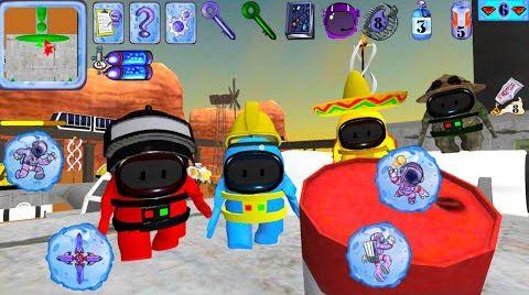 Видео НОВЫЕ СОСЕДИ АМОНГ АС НА МАРСЕ! обновленная Игра - Mars Neighbor Escape Among Red Planet