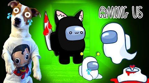 Видео Смешные моменты в AMONG US   Амонг Ас с Локи Бобо