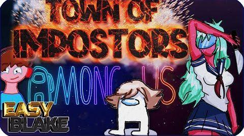 Видео  Стрим Амонг Ас (Мод Город Предателей) ➤ Town of Impostors 2.0.7 Mod Among Us