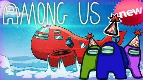 Видео СТРИМ Амонг Ас | STREAM Among Us | Airship ❤ ИОЛАНТА ❤